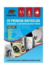 Kodiac Waterslide for Inkjet(20)