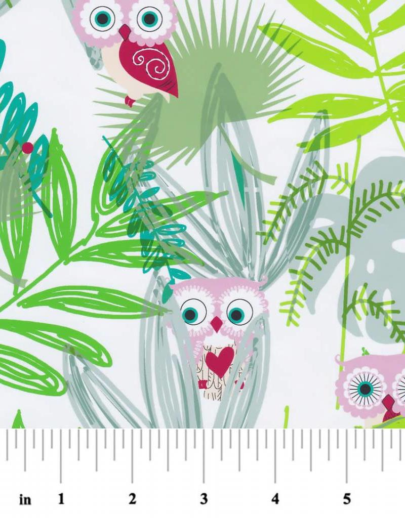 Fabric Finders FF 2109 OWLS