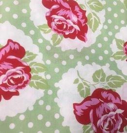 Free Spirit LuLu Rose TW41 GREEN