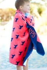 Dog Days Beach Towel