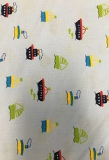 Fabric Finders FF BLUE BOATS