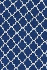 Fabric Finders FF royal quatrefoil