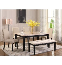 Nancy 6 Piece Dining  Set