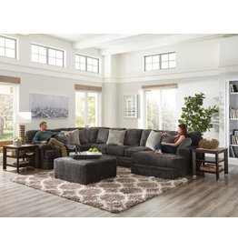 Jackson Catnapper Mammoth 4pc Sectional