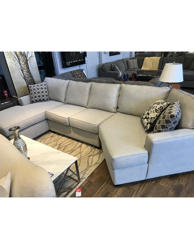 Uptown 3pc Sectional