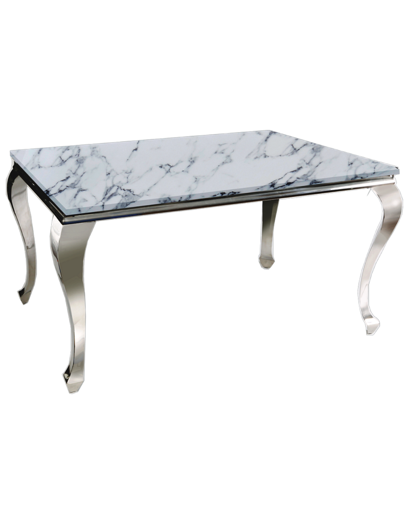 MindStyle Tusk Marble Dining Table