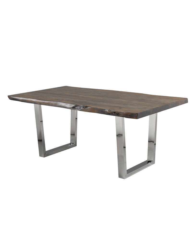 Xcella Organic Live Edge Dining Table