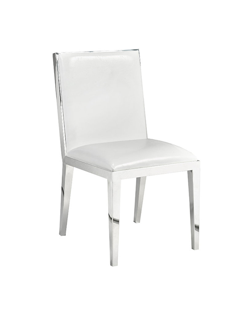 Emario Leatherette Dining Chair