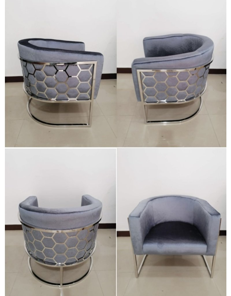 Honey Accent Chair