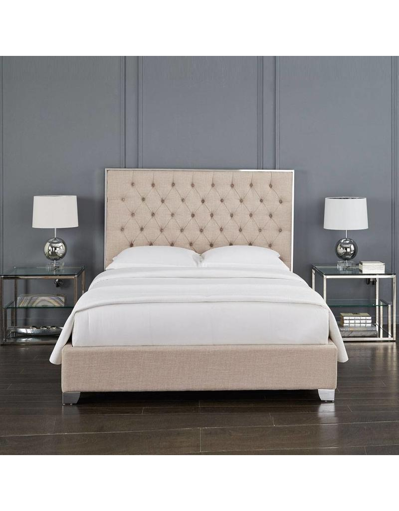 Xcella Kroma Beige King Bed
