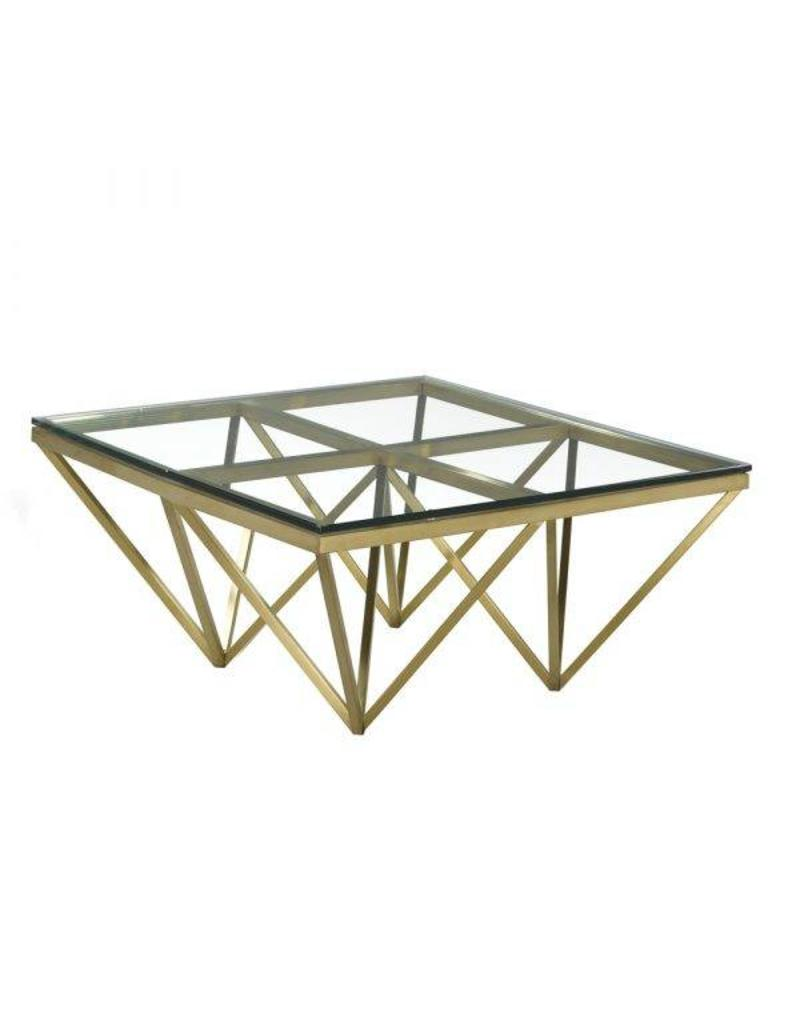 Xcella Luxor Gold Coffee Table