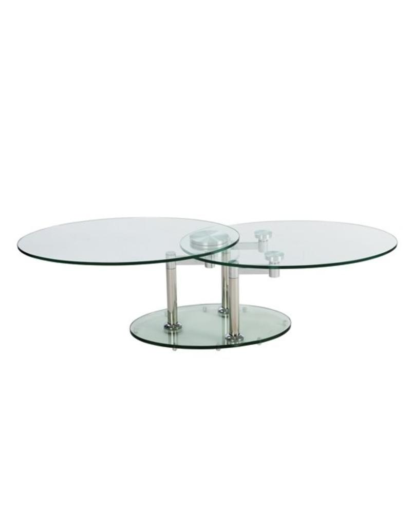 Modern Swivel Coffee Table.Hanson Swivel Coffee Table