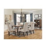 Ashley Furniture Tripton Dining Chair- Beige