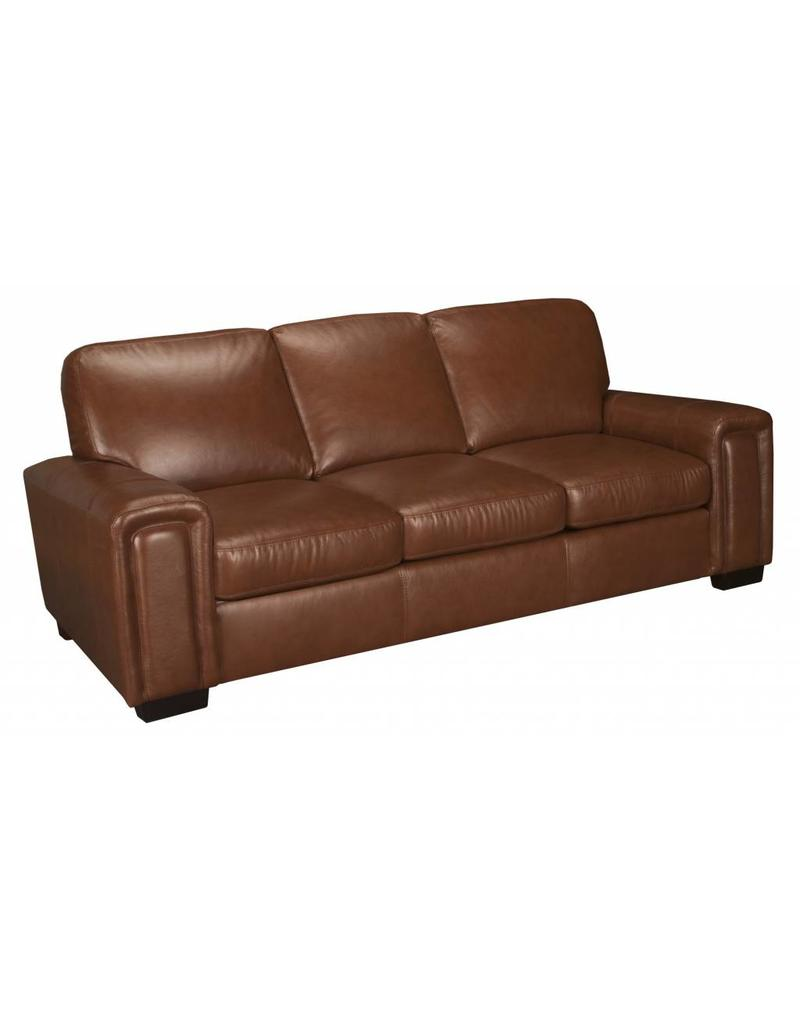 Leather Living Lux Leather Sofa
