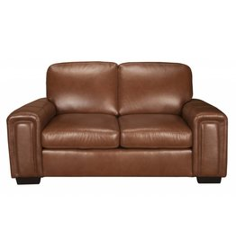 Leather Living Lux Leather Loveseat