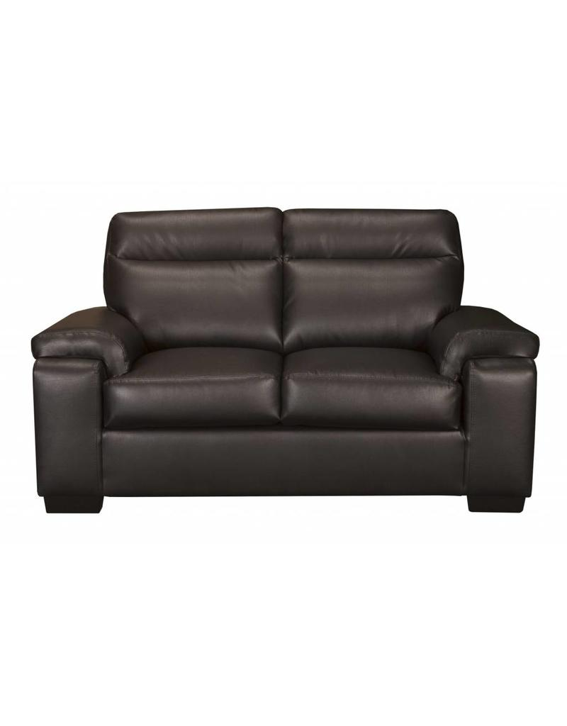 Leather Living Denver Leather Loveseat
