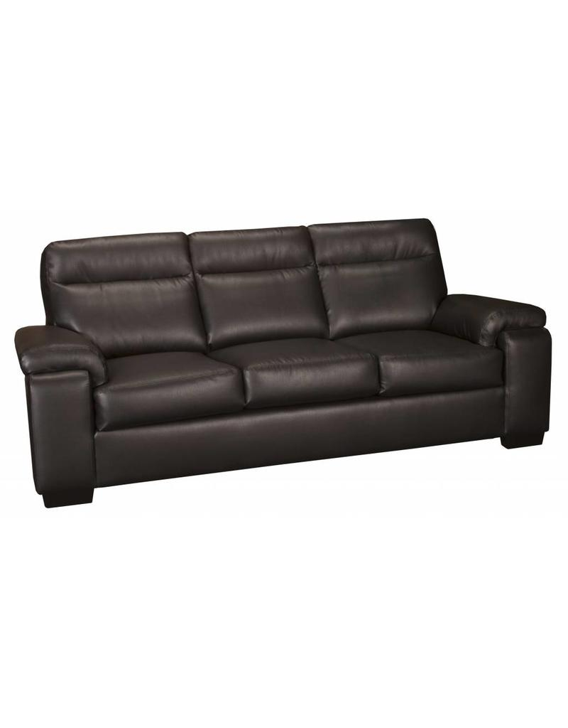 Denver Leather Sofa Livin Style Furniture