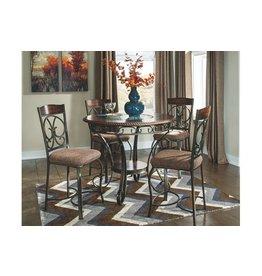 Ashley Furniture Glambrey 5pc Counter-Height Set