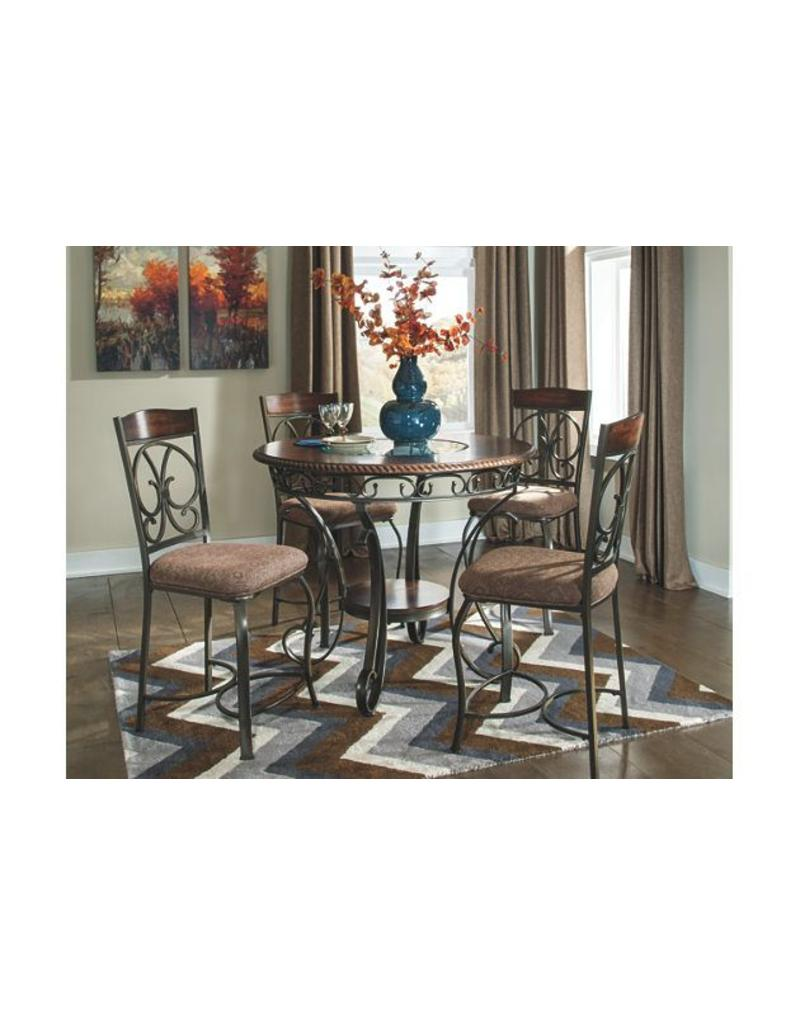 Ashley Furniture Glambrey 5pc Counter-Height Set