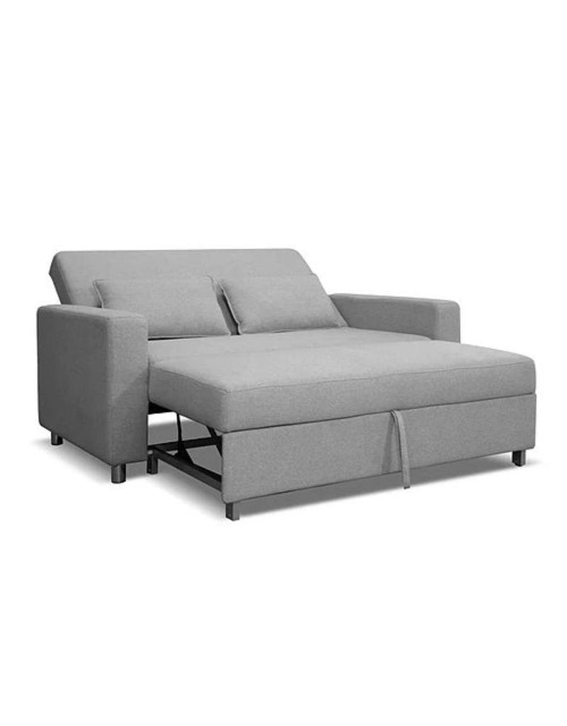 Modern Sensibility Inca Sofa Bed Dark Grey