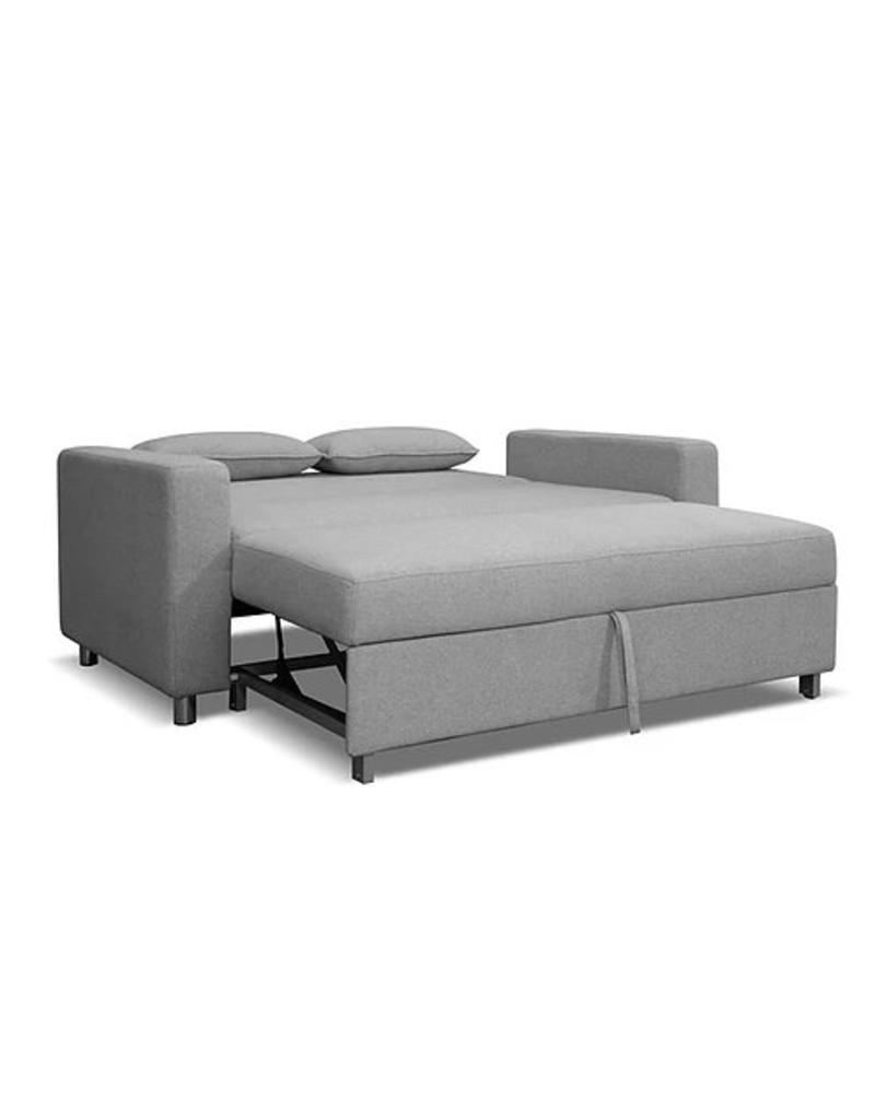 Modern Sensibility Inca Sofa Bed Dark Grey