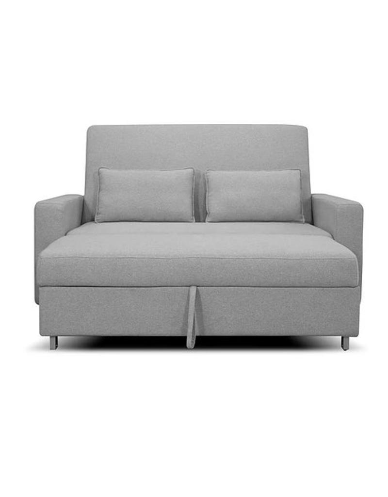 Modern Sensibility Inca Sofa Bed Light Grey