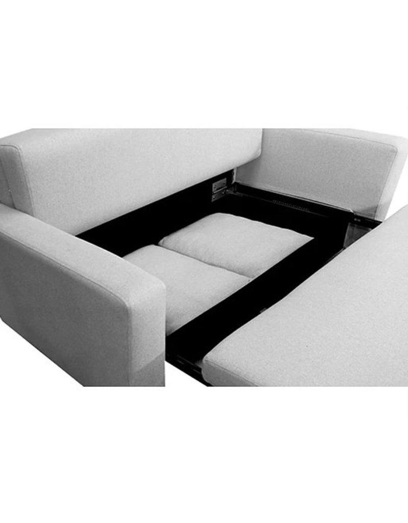 Modern Sensibility Porter Sofa Bed Blue