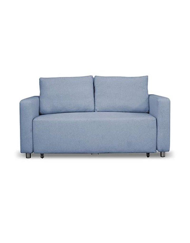 Modern Sensibility Maya Sofa Bed Blue