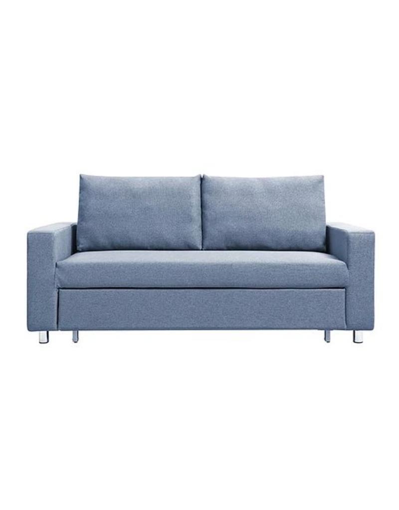 Modern Sensibility Aztec Sofa Bed Blue