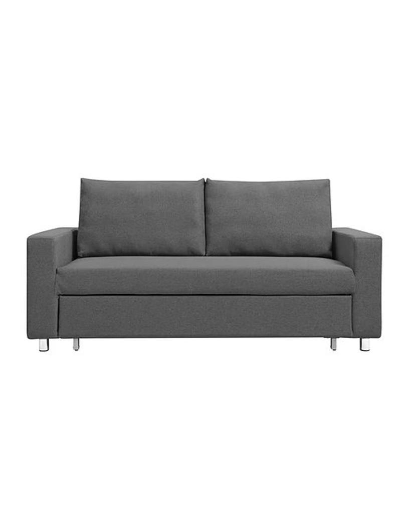 Modern Sensibility Aztec Sofa Bed Dark Grey