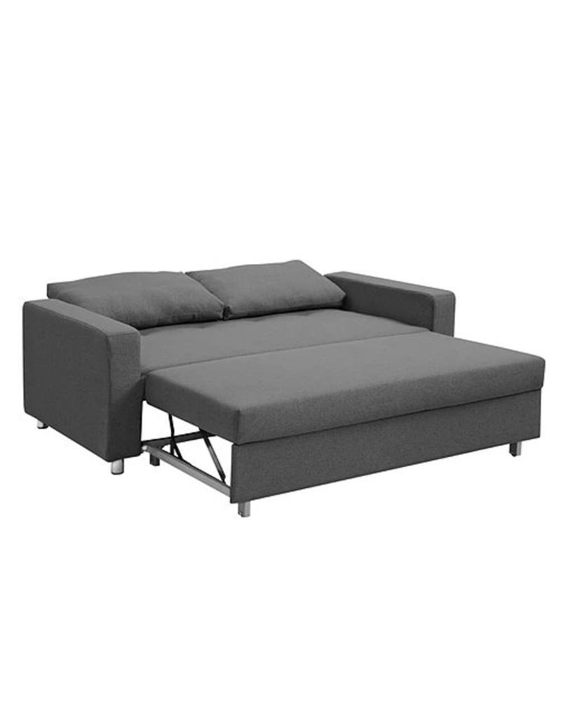 Modern Sensibility Aztec Sofa Bed Dark Grey
