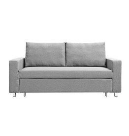 Modern Sensibility Aztec Sofa Bed Light Grey