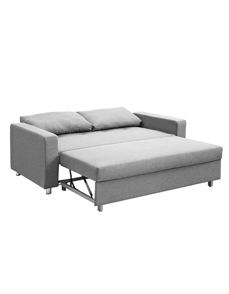 Modern Sensibility Aztec Sofa Bed Light Grey