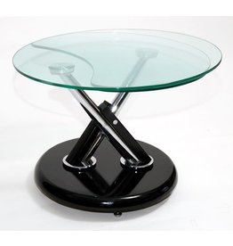 Artzy Swivel Coffee Table