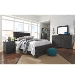 Ashley Furniture Brinxton 6pc Queen Bedroom Set