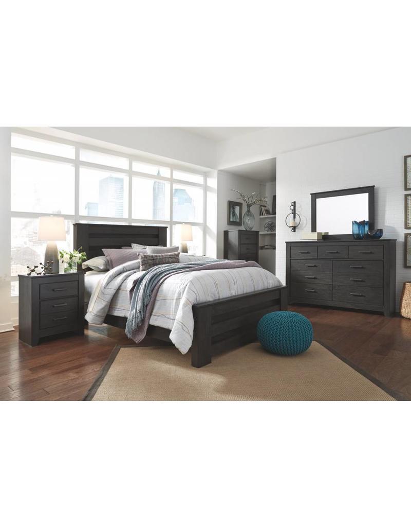 Ashley Furniture Brinxton Bed 6 pc Queen Bedroom Set