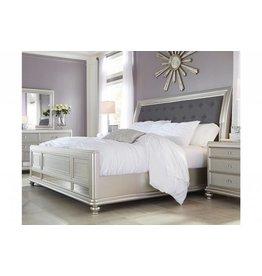 Ashley Furniture Coralayne King Panel Bed