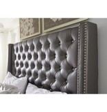Ashley Furniture Coralayne Queen Upholstered Bed