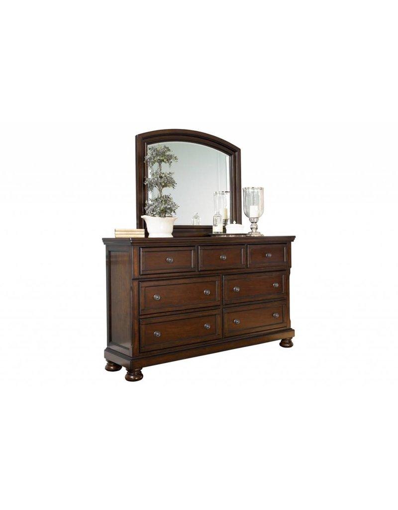 Ashley Furniture Porter Dresser & Mirror