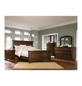 Ashley Furniture Porter 6 pc Queen Panel Bedroom Set