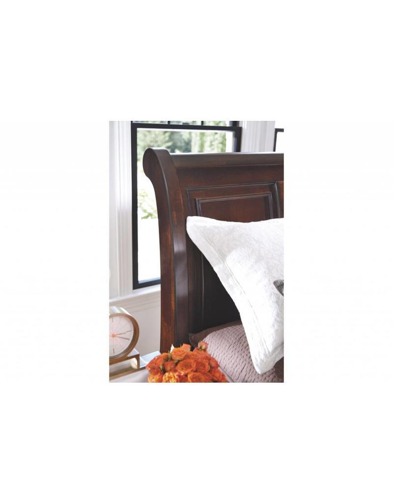 Ashley Furniture Porter 6 pc King Sleigh Bedroom Set