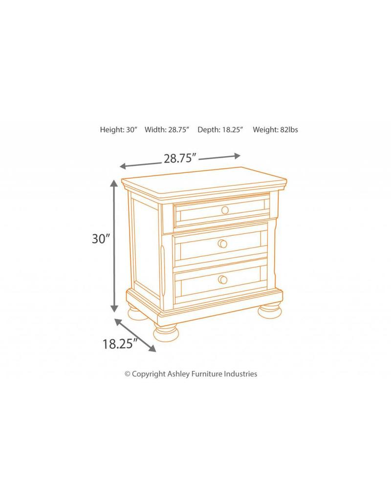Ashley Furniture Porter Nightstand