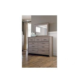 Ashley Furniture Zelen Dresser & Mirror