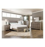Ashley Furniture Zelen Queen Bed