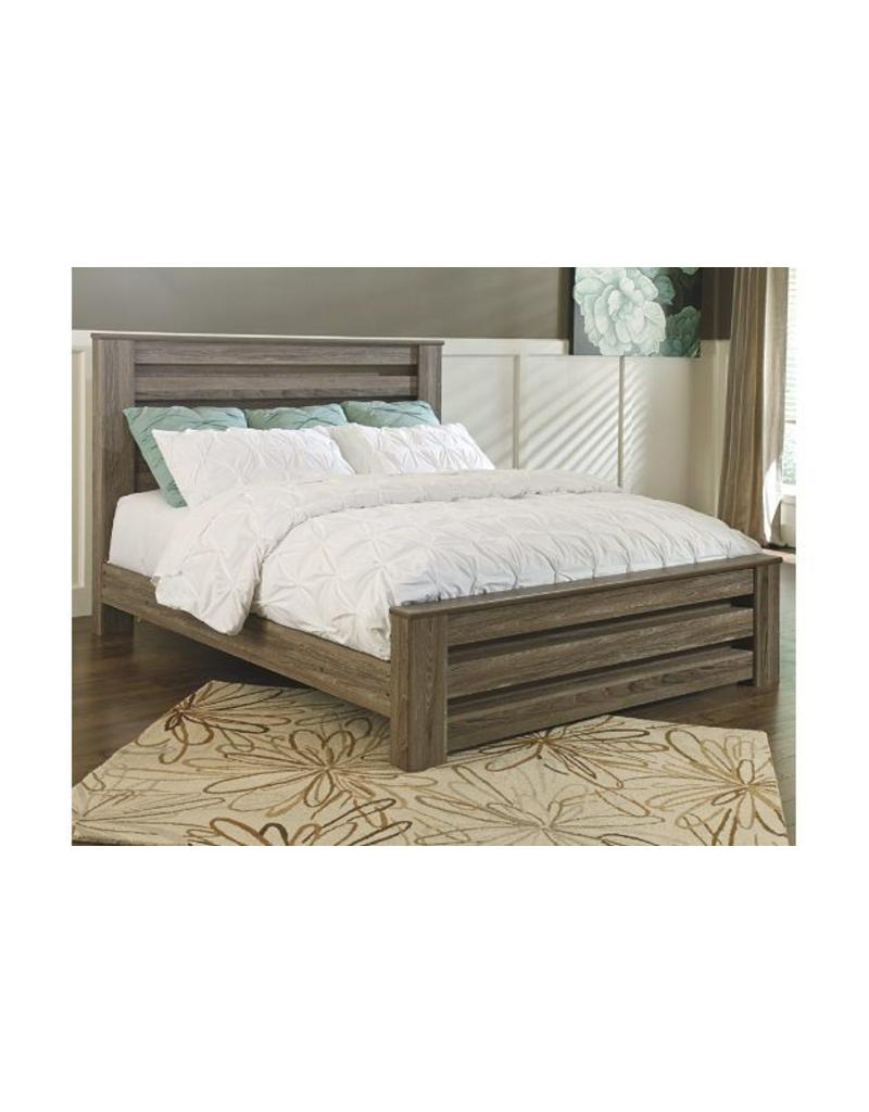 Ashley Furniture Zelen Queen Bed
