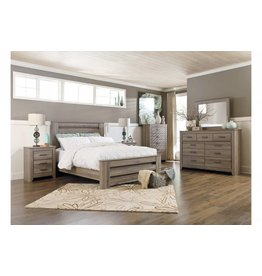 Ashley Furniture Zelen 6 pc King Bedroom Set