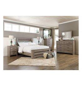Ashley Furniture Zelen 6 pc King Bedroom Set
