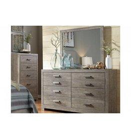 Ashley Furniture Culverbach Dresser & Mirror