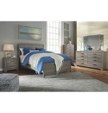 Ashley Furniture Culverbach 6 Piece Bedroom Set King Bed