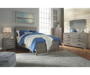 Culverbach 6 Piece Bedroom Set King Bed Livin Style Furniture